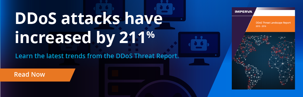 DDoS Threat Landscape Report 2015 – 2016