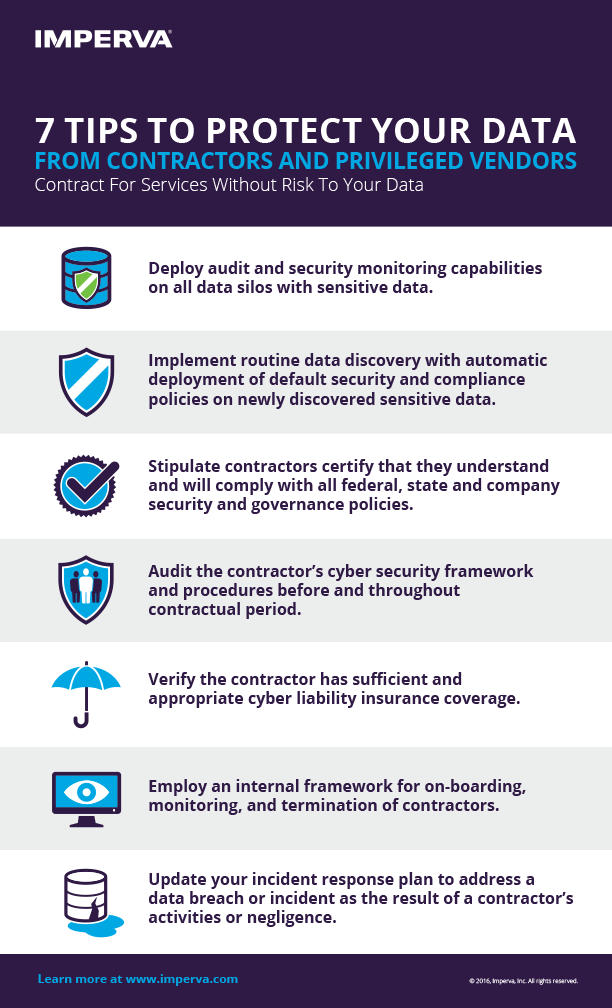 7 Tips to Protect Your Data from Contractors and ...