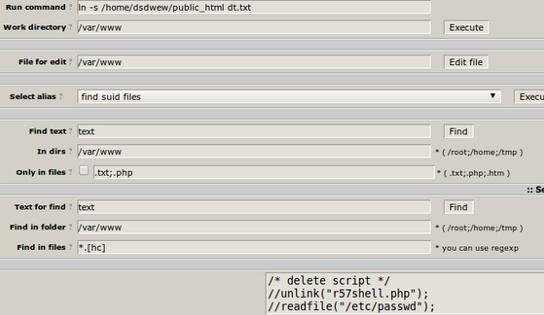 Remote File Inclusion (RFI) Attacks in Threat Landscape