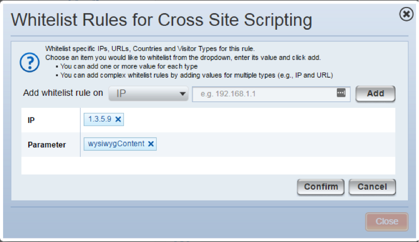 Best Practices for Setting Security Exceptions in the