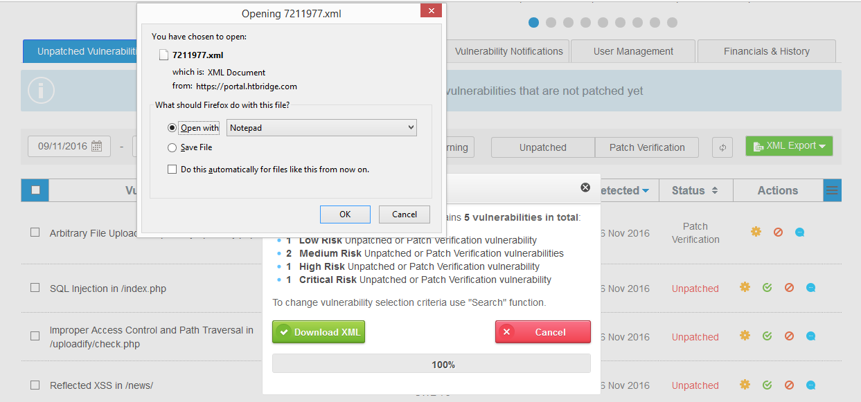 Deploy Instant Virtual Patching on SecureSphere WAF with Highly