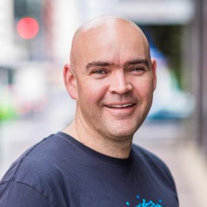 Aaron McKeown, head of security engineering and architecture at Xero