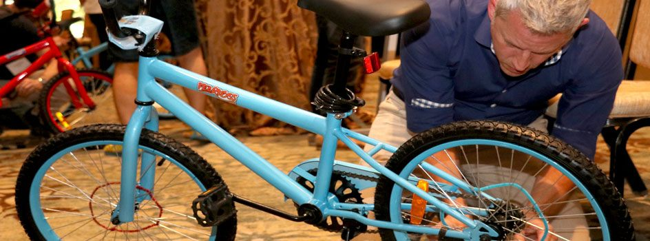 Build Bikes and Go Fast: Why Building Bikes is Critical to Imperva's Success
