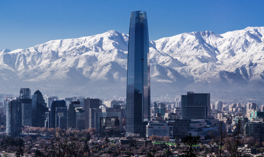 Santiago cover