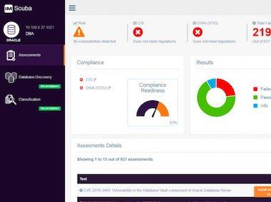 Scuba: Database Vulnerability Scanner
