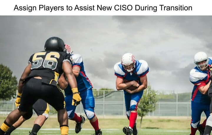 Surviving a CISO Transition in the Age of Breaches