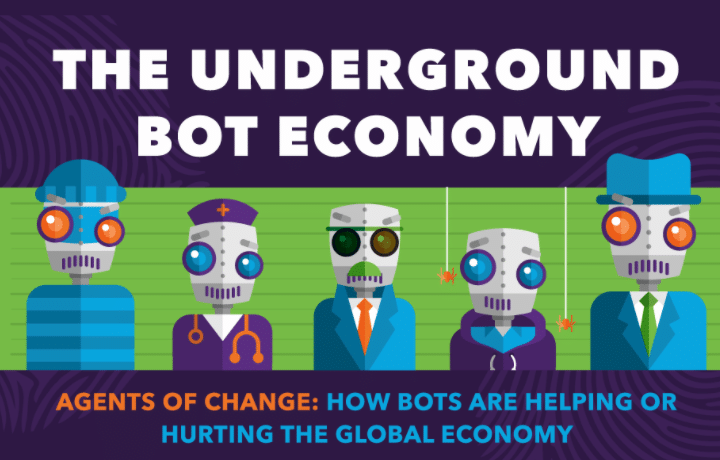 The Underground Bot Economy