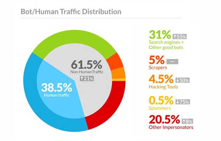 Bot Traffic Report 2013