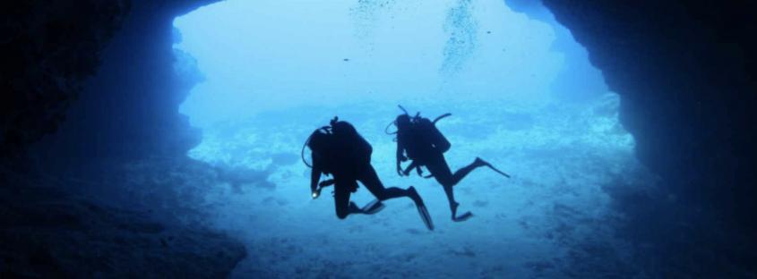 Deep dive cover