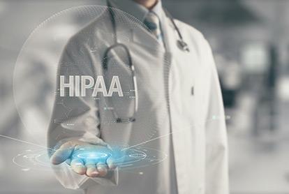 Safeguard patient data